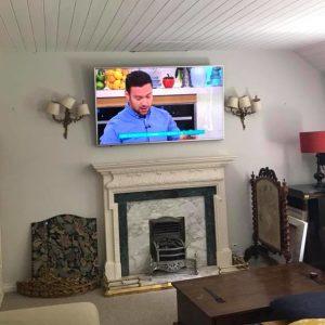 LCD Room install