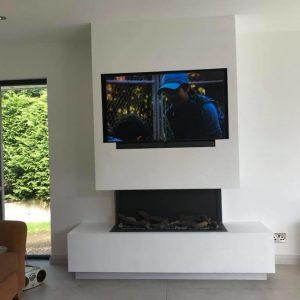 AMG LCD install